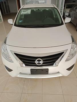 Nissan Versa Sense Aut usado (2019) color Blanco precio $179,150