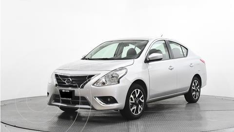 Nissan Versa Advance usado (2019) color Plata Dorado precio $217,749