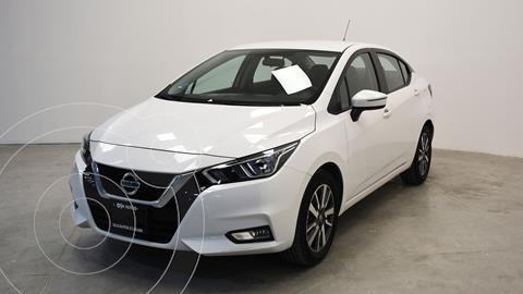 Nissan Versa Advance usado (2020) color Blanco precio $248,752