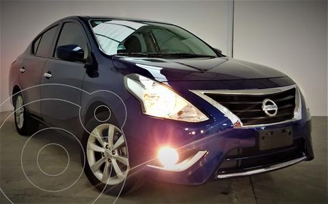 Nissan Versa Advance usado (2019) color Azul precio $179,999