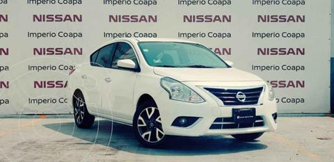 Nissan Versa Advance Aut usado (2019) color Blanco precio $224,900