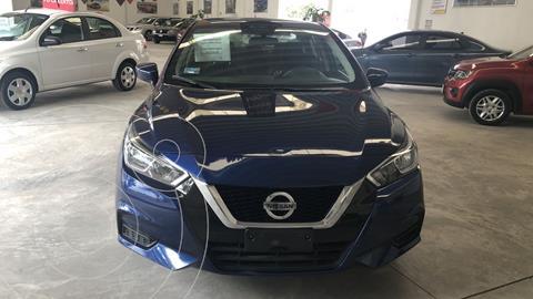 Nissan Versa Sense usado (2020) color Azul precio $238,000