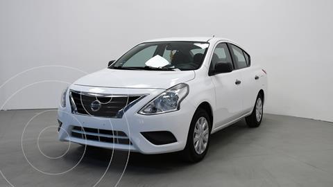 Nissan Versa Drive usado (2017) color Blanco precio $139,000