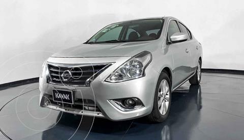 Nissan Versa Advance Aut usado (2015) color Plata precio $159,999