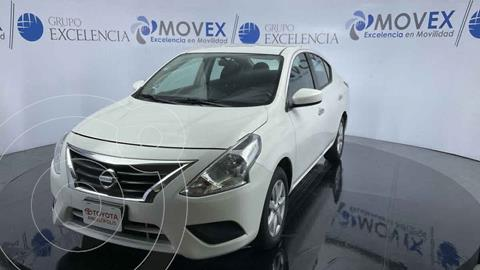foto Nissan Versa Sense Aut usado (2019) color Blanco precio $175,000