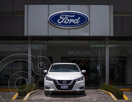 Nissan Versa SENSE MT usado (2020) color Blanco precio $230,000
