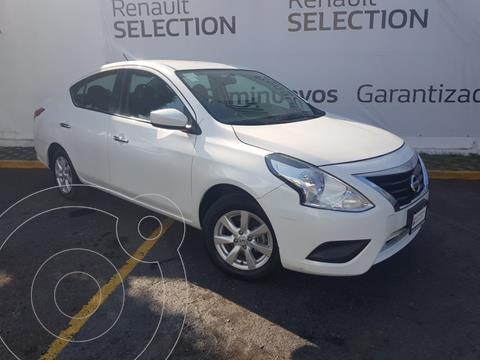Nissan Versa Sense Aut usado (2019) color Blanco precio $208,000