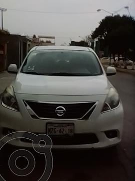Nissan Versa Advance Aut usado (2012) color Blanco precio $98,500