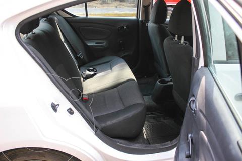 Nissan Versa Drive A/A usado (2018) color Blanco precio $110,000