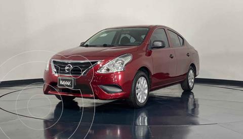 Nissan Versa Drive usado (2018) color Rojo precio $167,999