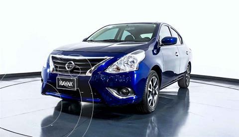 Nissan Versa Advance Aut usado (2019) color Azul precio $222,999