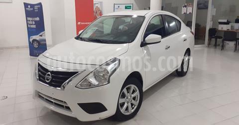 Nissan Versa Sense Aut usado (2019) color Blanco precio $174,900