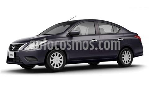 Nissan Versa 4P SENSE AT A/AC. VE. usado (2019) color Gris precio $179,900