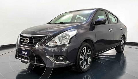 Nissan Versa Exclusive Aut usado (2015) color Gris precio $164,999