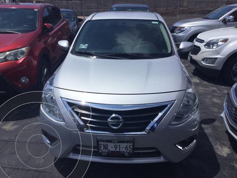 Nissan Versa Advance usado (2019) color Plata Dorado precio $232,000