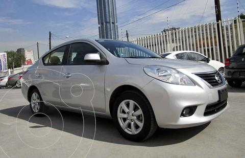Nissan Versa Advance Aut usado (2013) color Gris precio $125,990