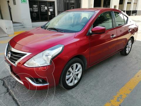 Nissan Versa Advance usado (2015) color Rojo precio $149,900