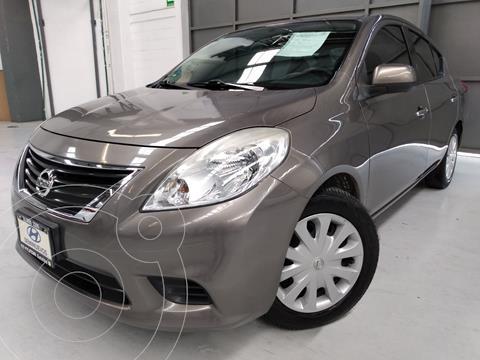 Nissan Versa Sense  usado (2014) color Marron precio $139,000