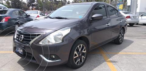 Nissan Versa Advance usado (2019) color Gris Oscuro precio $203,000