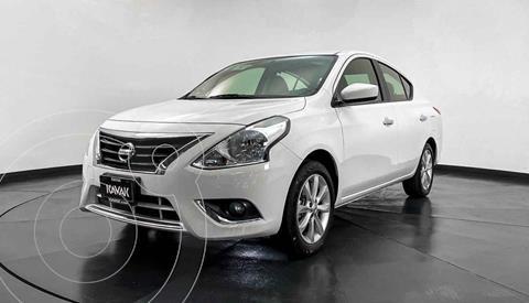 Nissan Versa Advance Aut usado (2018) color Blanco precio $199,999