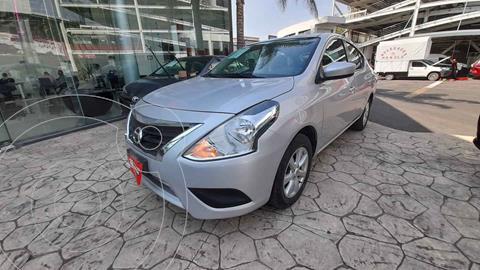 Nissan Versa Sense Aut usado (2019) color Plata precio $207,000