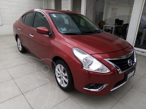Nissan Versa ADVANCE TA usado (2018) color Rojo precio $203,000