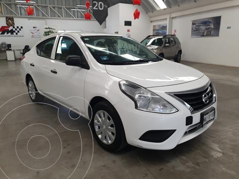 Nissan Versa DRIVE TM usado (2020) color Blanco precio $199,000