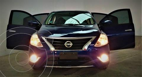 Nissan Versa Advance usado (2019) color Azul precio $189,999