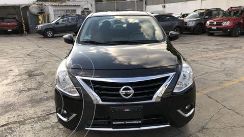 Nissan Versa Advance usado (2017) color Negro precio $165,000