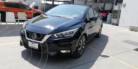 Nissan Versa Platinum Aut usado (2020) color Negro precio $304,999