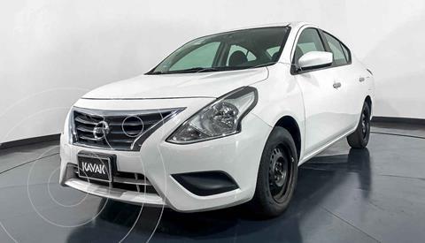 Nissan Versa Sense Aut usado (2015) color Blanco precio $139,999