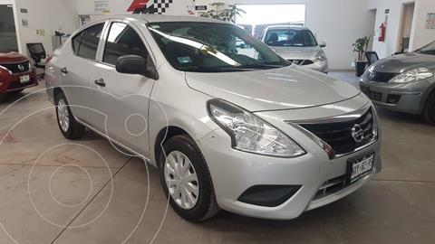 Nissan Versa Sense usado (2020) color Plata financiado en mensualidades(enganche $50,795 mensualidades desde $3,876)