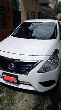 Nissan Versa Drive Aut usado (2017) color Blanco precio $125,000