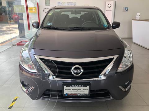 Nissan Versa Advance usado (2019) color Granito precio $209,000