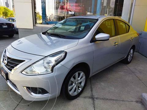 Nissan Versa Advance Aut usado (2017) color Plata precio $167,000