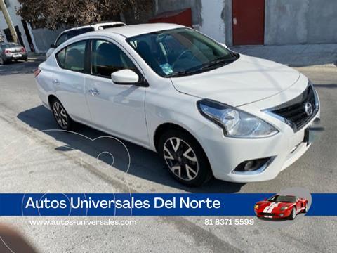 Nissan Versa Advance Aut usado (2019) color Blanco precio $212,000