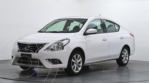 Nissan Versa Advance usado (2018) color Blanco precio $187,500