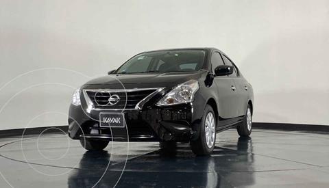 Nissan Versa Sense usado (2018) color Blanco precio $182,999