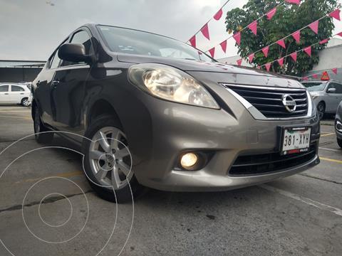 Nissan Versa Advance Aut usado (2012) color Bronce precio $119,800