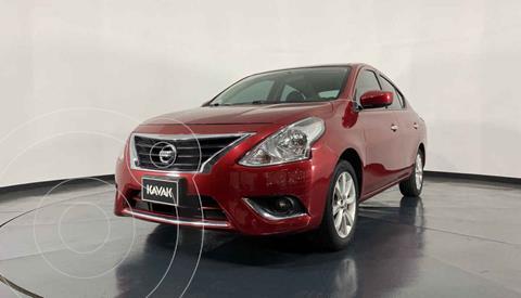 Nissan Versa Advance Aut usado (2018) color Rojo precio $204,999