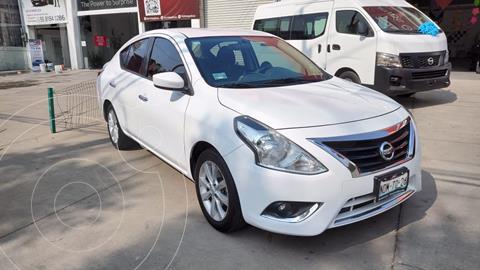 Nissan Versa Advance Aut usado (2018) color Blanco precio $189,000