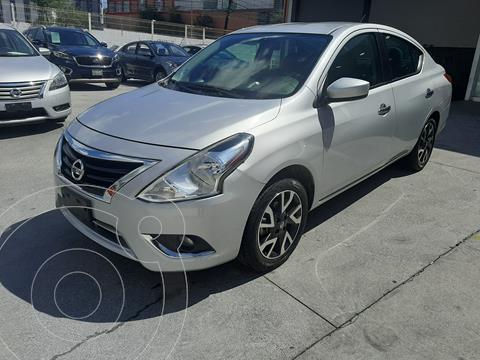 Nissan Versa Advance Aut usado (2019) color Plata precio $240,000