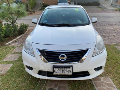 Nissan Versa Sense usado (2012) color Blanco precio $98,000