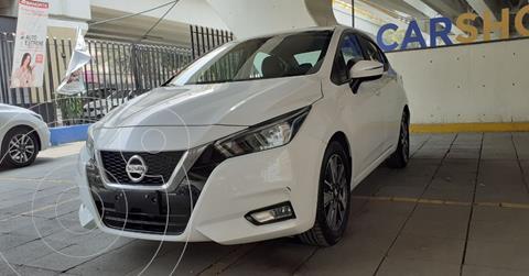 Nissan Versa Advance usado (2020) color Blanco precio $245,900