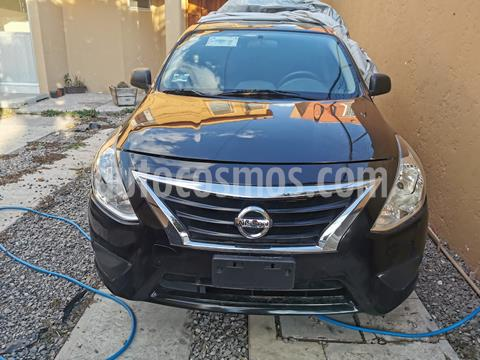 Nissan Versa Drive A/A usado (2019) color Negro precio $180,000