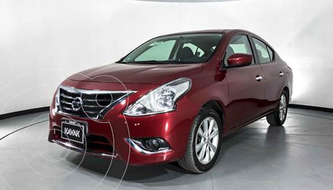 Nissan Versa Advance usado (2018) color Rojo precio $197,999