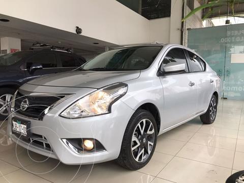 Nissan Versa Advance usado (2019) color Plata Dorado precio $219,000