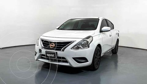 Nissan Versa Sense Aut usado (2015) color Blanco precio $137,999