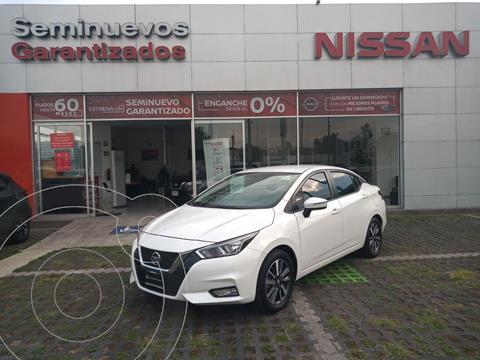 Nissan Versa 4 PTS ADVANCE, AT, A/AC, VE, F NIEBLA, RA-16 usado (2020) precio $260,000