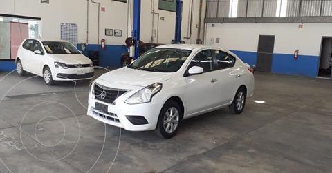 Nissan Versa Sense Aut usado (2019) color Blanco precio $169,900